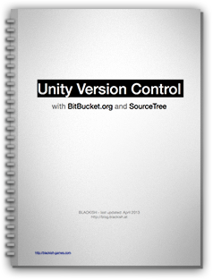 Unity Version Control with BitBucket.org and SourceTree